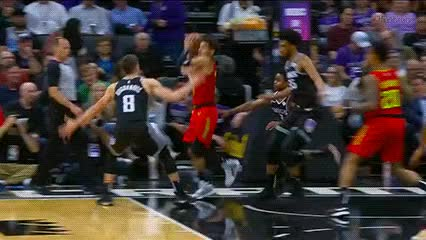 Watch DeAndre' Bembry — Atlanta Hawks GIF by Off-Hand (@off-hand) on Gfycat. Discover more 013019 GIFs on Gfycat