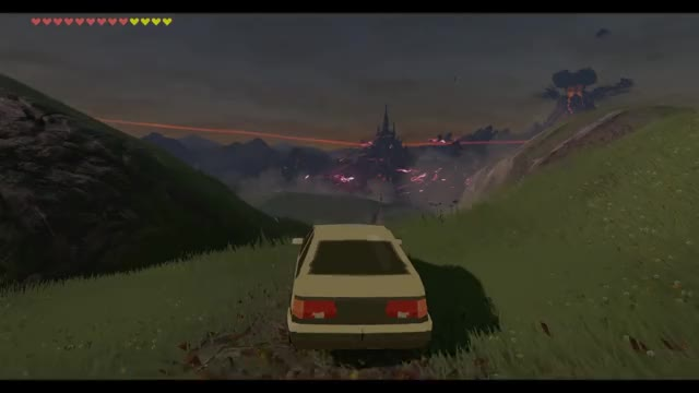 Watch Zelda: Breath of the Wild - Running in the Wild GIF by @wowamazename on Gfycat. Discover more breath, of, the GIFs on Gfycat