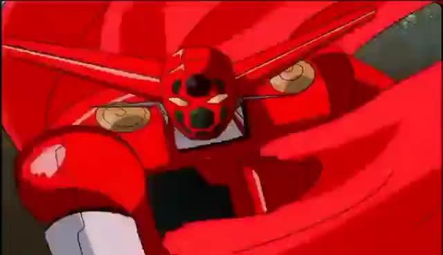 Watch and share Shin Getter Robo:Armageddon・Ryoma、Go! (竜馬と號 Version 1) GIFs on Gfycat