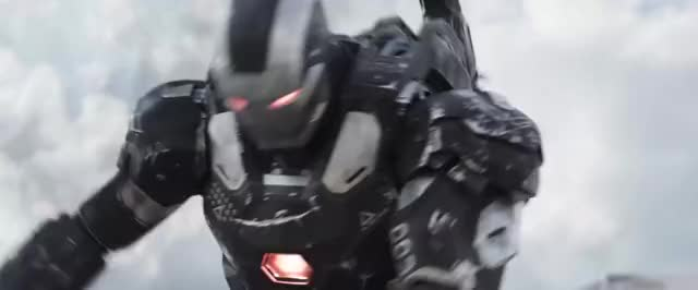 Watch and share James Rhodes GIFs and War Machine GIFs by Dibs on Gfycat