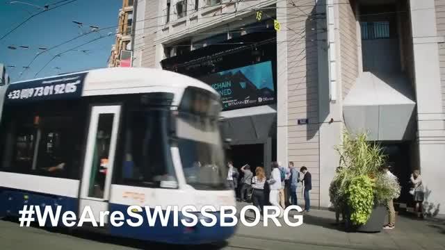 Watch BLOCKCHAIN UNCHAINED Geneva 2018 GIF by @andromeda101 on Gfycat. Discover more Entertainment, blockchain, crypto, fintech, swissborg, switzerland GIFs on Gfycat