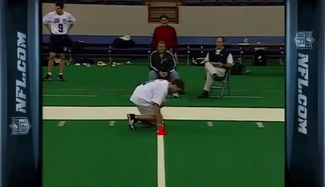 Watch Tom Brady 2000 NFL Scouting Combine highlights GIF on Gfycat. Discover more related GIFs on Gfycat
