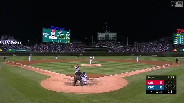 Watch and share Cincinnati Reds GIFs and Chicago Cubs GIFs on Gfycat