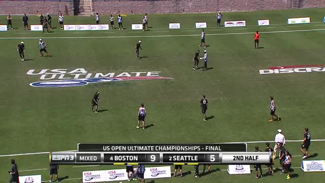 Watch Slow White v Mixtape (2016 US Open - Mixed Final) GIF on Gfycat. Discover more 2016, ultimate, usa ultimate GIFs on Gfycat