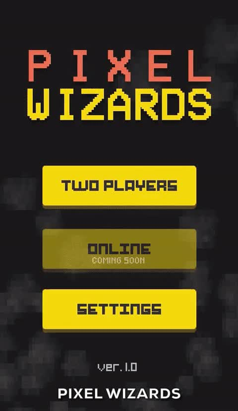 Watch and share Pixel Wizards   - Defensive Spells GIFs on Gfycat