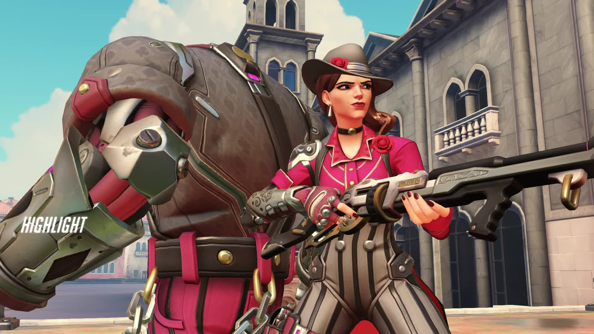 highlight, overwatch, ashe (1) 18-11-14 21-46-09 GIFs