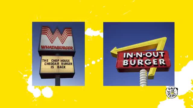 Post Malone - Whataburger or In-N-Out? GIF | Find, Make