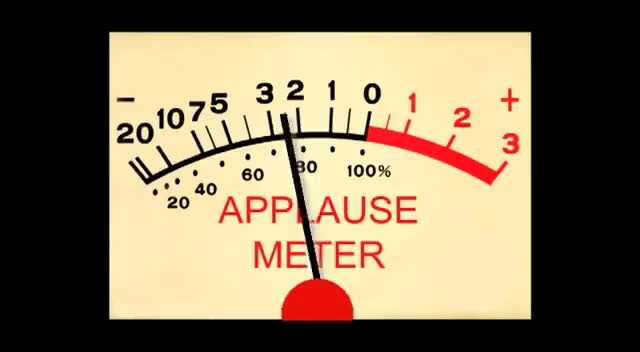Watch and share Applause Meter.mov GIFs on Gfycat