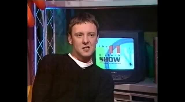 Watch The 11 O'Clock Show - John Simm GIF on Gfycat. Discover more actor GIFs on Gfycat