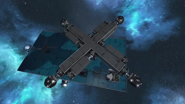 Watch and share Space Engineers - Phantom Rotor Displacement Force Spinner 2 GIFs by alysius on Gfycat