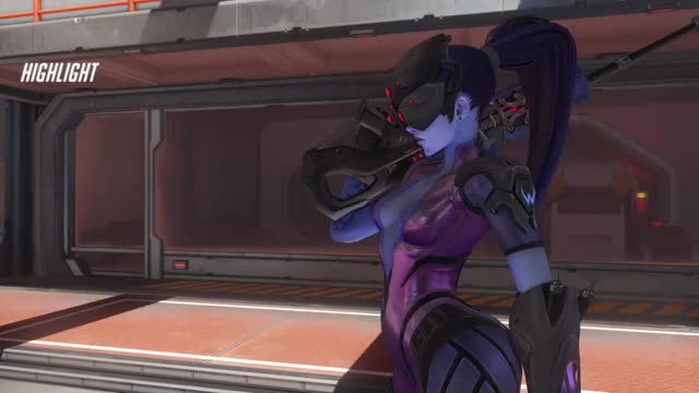 Watch the spicystuff 18-09-15 18-12-56 GIF on Gfycat. Discover more highlight, overwatch, widowmaker GIFs on Gfycat