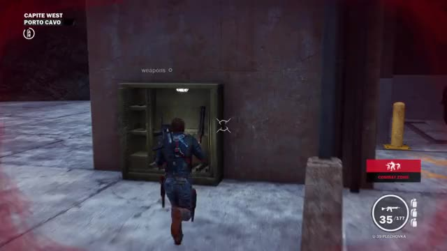 Watch Watch that first step! It's a doozy. GIF on Gfycat. Discover more justcause3, videogames GIFs on Gfycat