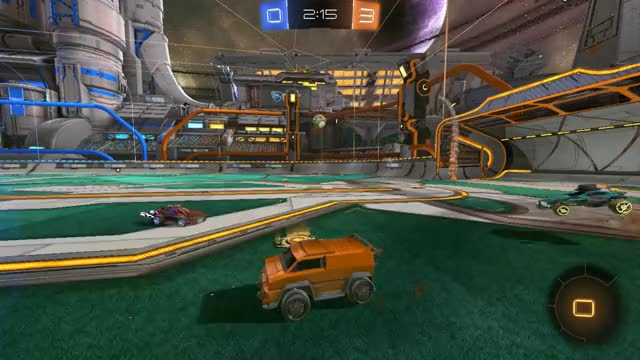 Nutty redirect double tap