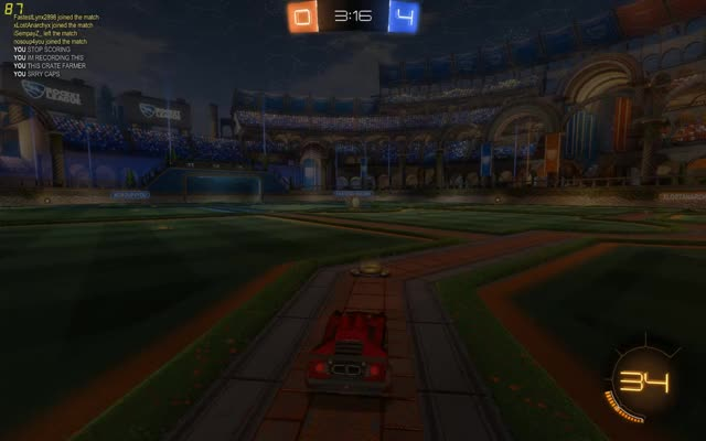 Watch and share Rocket League GIFs and Derp GIFs by lederpyturtle on Gfycat