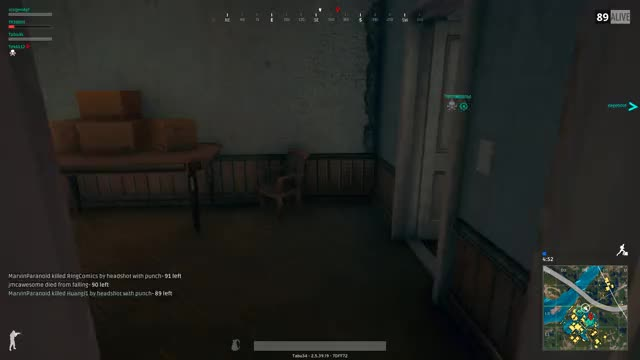 Watch and share /r/PUBATTLEGROUNDS Challenge Series #13 - Normal GIFs by tabu34 on Gfycat
