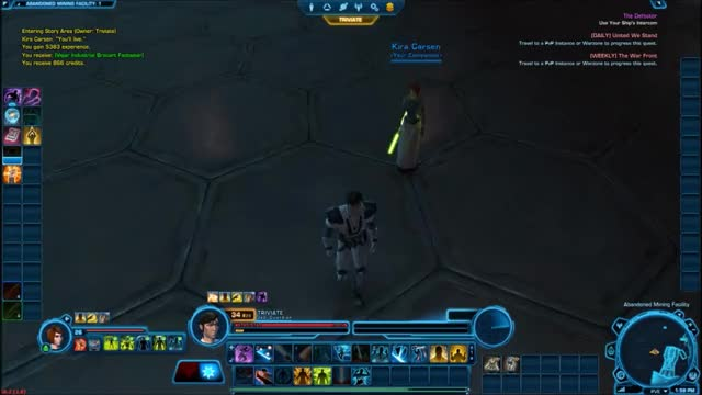 Watch and share Gaming GIFs and Swtor GIFs on Gfycat