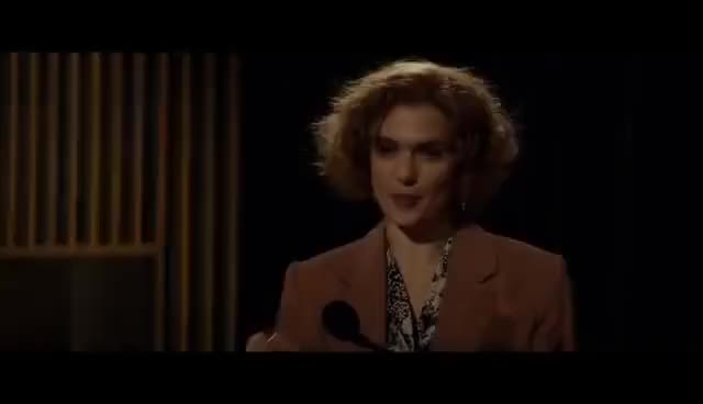 Watch Rachel Weisz battles DENIAL of Holocaust in intriguing NEW TRAILER GIF on Gfycat. Discover more related GIFs on Gfycat