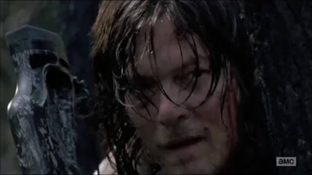 Watch The Walking Dead : 6x06 - Always Accountable GIF by Norman-Freak89 (@norman-freak89) on Gfycat. Discover more MAPP, Ronny Haze, The Walking Dead (TV Program), make a path presents, spoiling dead fans GIFs on Gfycat