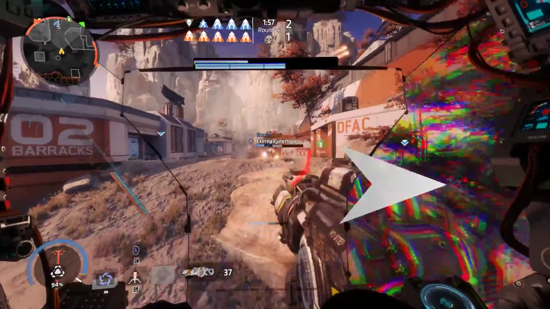 Gaming, I am one with the goose and the laser is with me, Titanfall 2, Titanfall 2 GIFs
