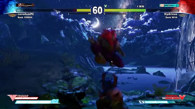 Watch and share Street Fighter V GIFs and Geforcegtx GIFs on Gfycat