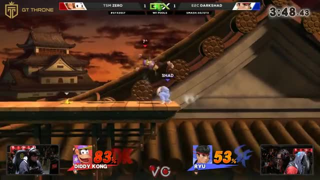 Watch GT-X 2017 Smash 4 Singles Pools and Top 48 Highlights - By YEET Smash GIF on Gfycat. Discover more vgbc, vgbootcamp, video GIFs on Gfycat