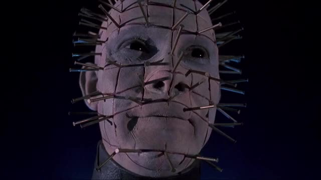 Watch and share Hellraiser Iii Hell On Earth GIFs and Shall We Begin GIFs by MikeyMo on Gfycat
