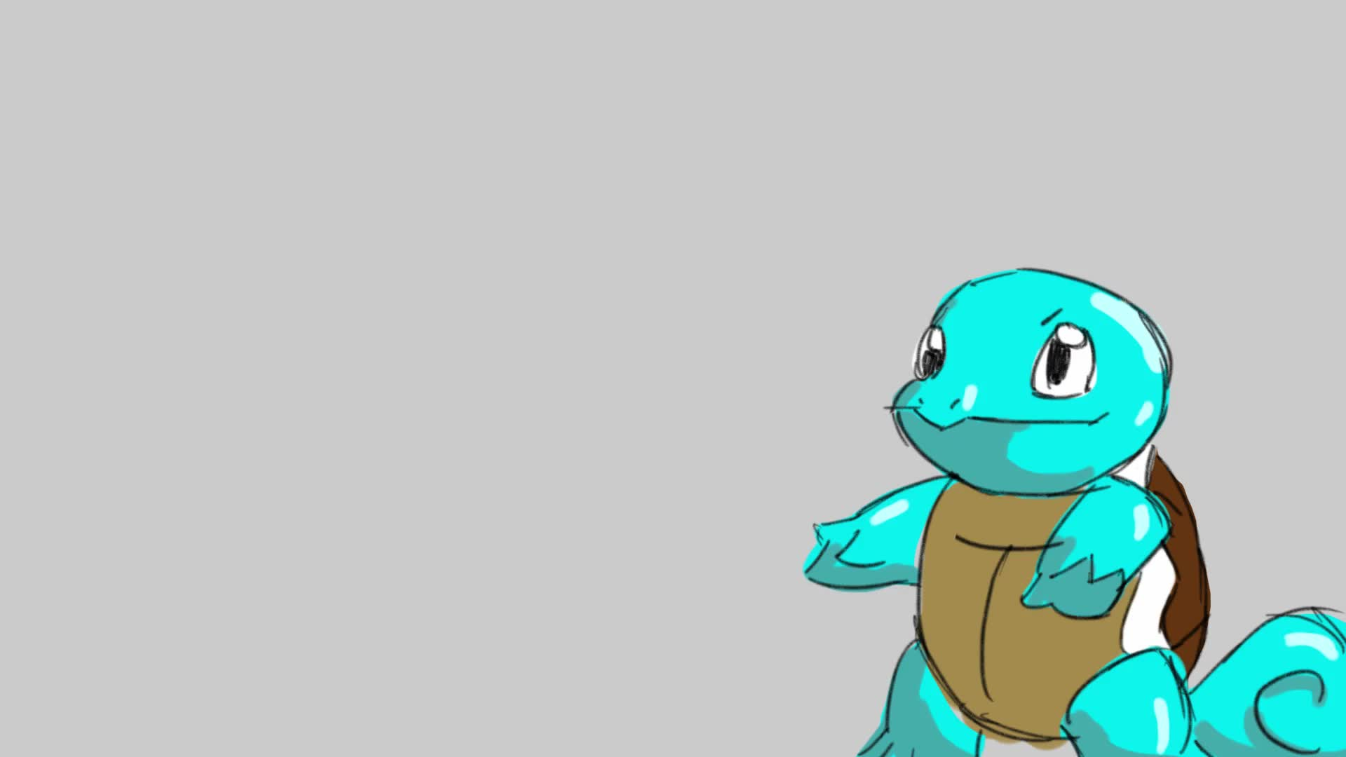 Squirtle vs #11