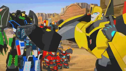 Watch and share Robots In Disguise GIFs and Ghost Town GIFs on Gfycat