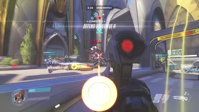 Watch and share Overwatch GIFs and Potg GIFs by fadingember on Gfycat