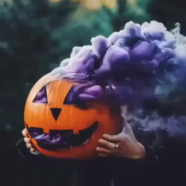 Watch and share This Jack-o'-lantern GIFs on Gfycat