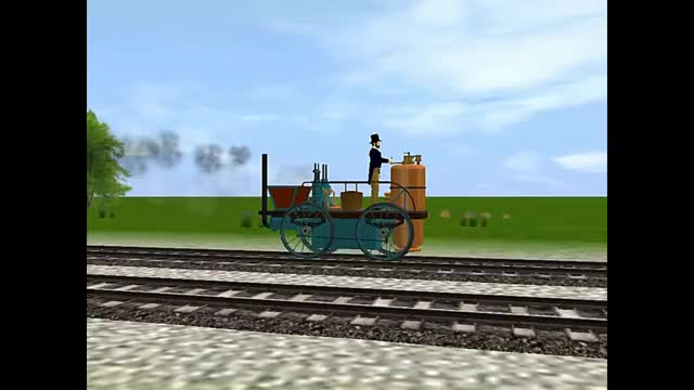 Watch and share History Of Early Locomotives GIFs on Gfycat