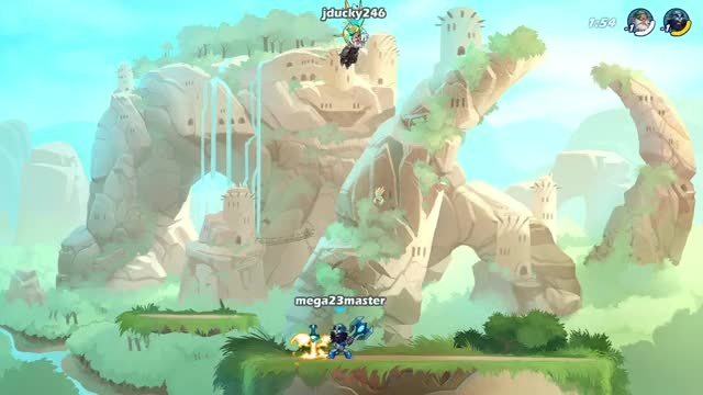 Watch Brawlhalla GIF on Gfycat. Discover more related GIFs on Gfycat