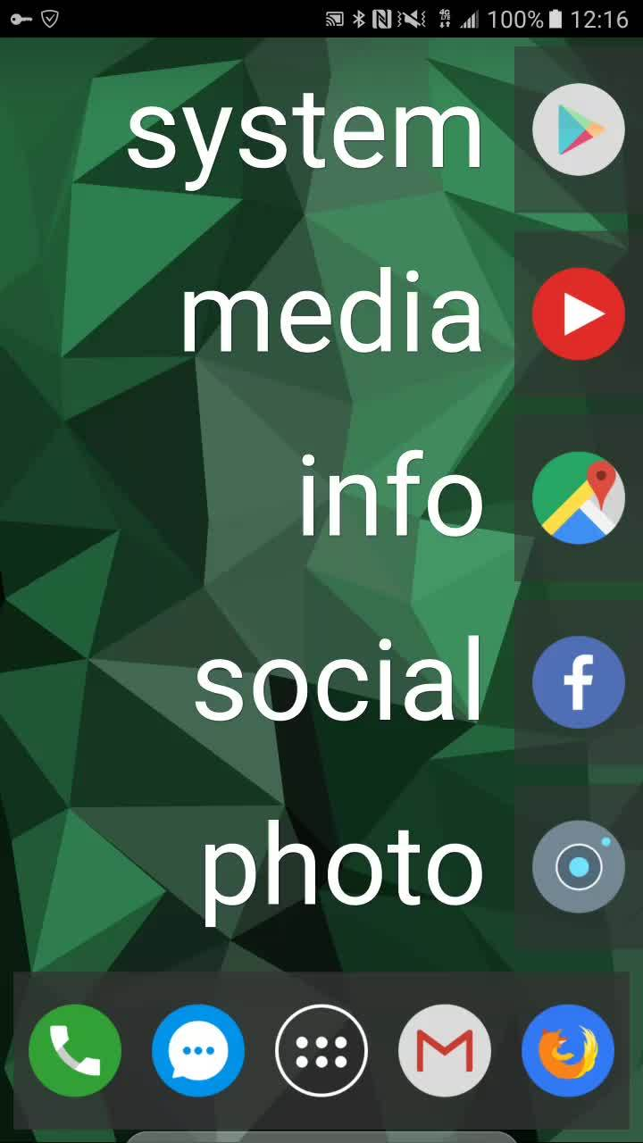 android, androidapps, Lightning Launcher GIFs
