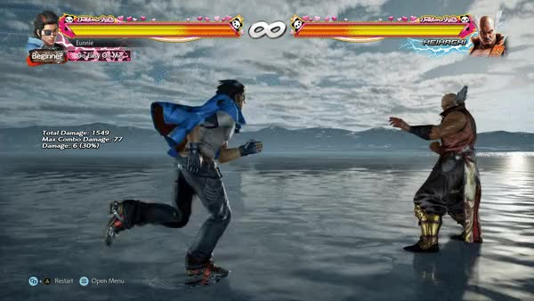 Watch Hwoarang Combo 3 GIF on Gfycat. Discover more related GIFs on Gfycat