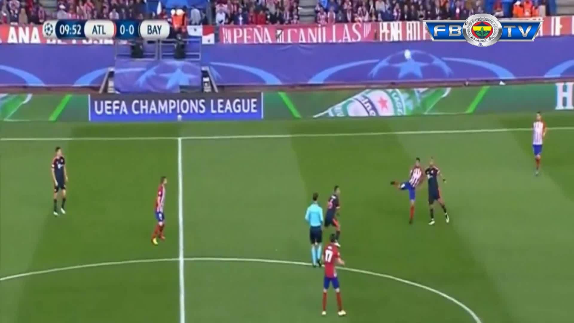 soccergifs, Atletico Madrid vs Bayern Munich ● 1-0 ● 27.04.2016 GIFs