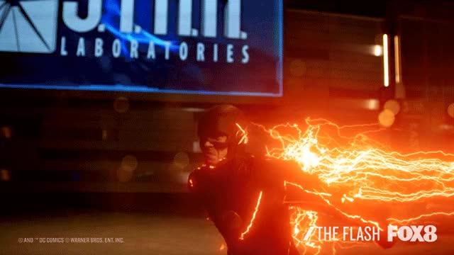 Watch and share FOX TheFlash LightningThrow GIFs on Gfycat