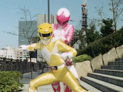 Watch Power ranger GIF on Gfycat. Discover more related GIFs on Gfycat