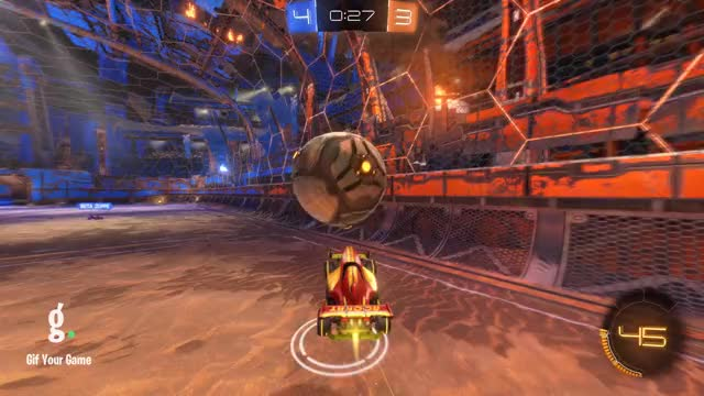 Watch Goal 8: Maxwell GIF by Gif Your Game (@gifyourgame) on Gfycat. Discover more Gif Your Game, GifYourGame, Maxwell, Rocket League, RocketLeague GIFs on Gfycat