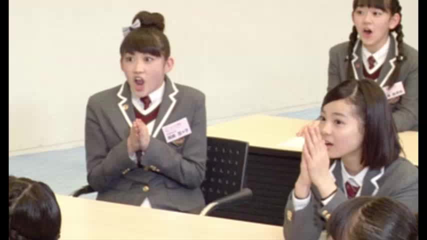 sakuragakuin, Momoko Unbelief GIFs