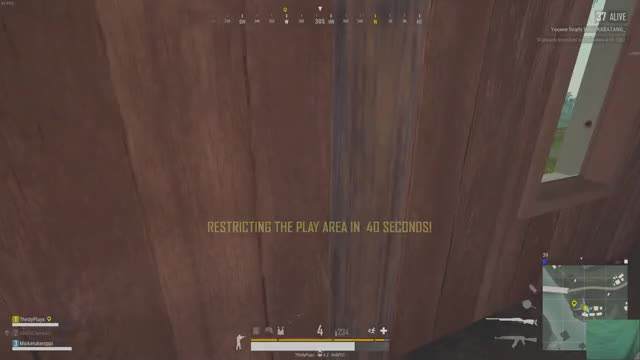 Watch and share Squad Wipe GIFs and Pubg GIFs by Thirdy Plays on Gfycat