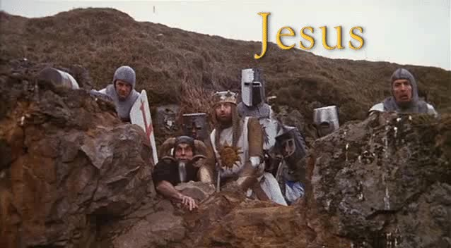 Watch and share Monty Python GIFs and Do Not Want GIFs by werwolf on Gfycat