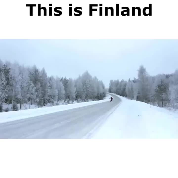 Meanwhile in FInland GIFs