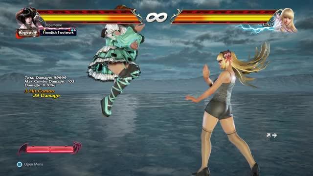 Watch and share Tekken GIFs by Dopameme on Gfycat