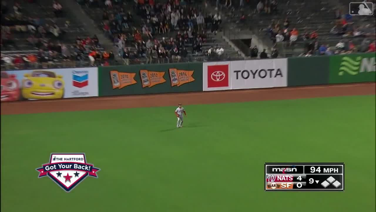 baseball, nationals, washington nationals, juan soto game ending catch reaction GIFs