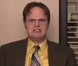Watch and share Rainn Wilson GIFs and Mrw GIFs on Gfycat