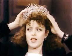Watch and share Bernadette Peters GIFs and Actual Princess GIFs on Gfycat