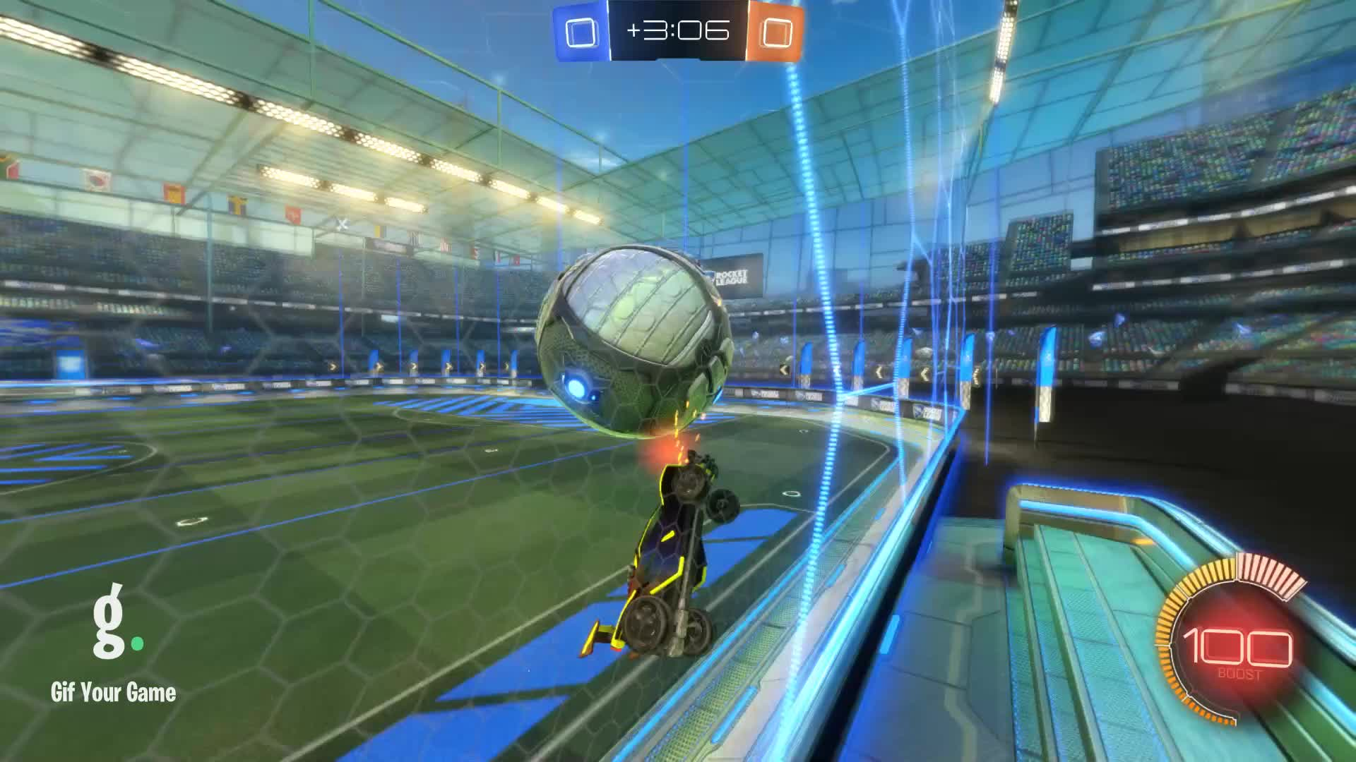 Gif Your Game, GifYourGame, Goal, Marti, Rocket League, RocketLeague, Goal 1: Marti GIFs
