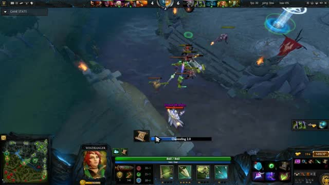Watch and share Windranger GIFs and Shackle GIFs by limonkay on Gfycat