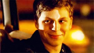 Watch and share Michael Cera GIFs and Smiling GIFs on Gfycat