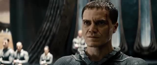 Watch this man of steel GIF by Pakalu Papito (@entfanatic) on Gfycat. Discover more ayelet zurer, celebs, general zod, man of steel, michael shannon GIFs on Gfycat